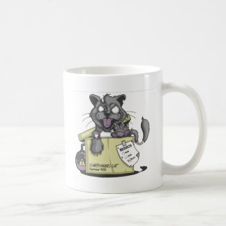 Le chat de Schrodinger - nouveau Mug