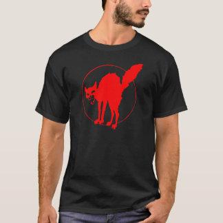 Le chat du syndicaliste t-shirt