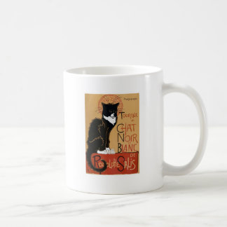 Le Chat Noir et côté de Blanc 2 Mug