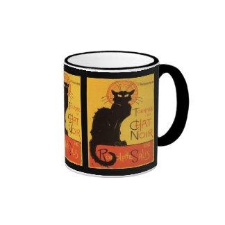 Le Chat Noir Mug Ringer