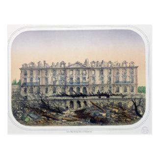 Le château de Meudon Bombarded Cartes Postales
