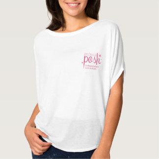 Le chemisier parfaitement snob   demandent t-shirt