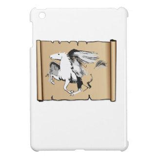 le cheval blanc vide vole coques iPad mini