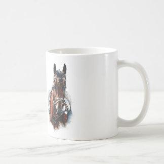 le cheval de trot art. me customisent mug
