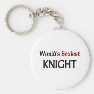 Le chevalier le plus sexy du monde porte-clefs