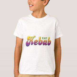 Le chiche-kebab, mangent t-shirt