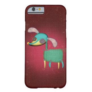 LE CHIEN BOUTONNE LE LIVRE COQUE iPhone 6 BARELY THERE