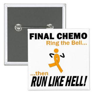 Le chimio final courent beaucoup - leucémie badge