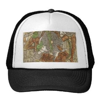 Le Christ a couronné avec des épines Casquette De Camionneur