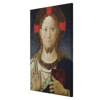 Le Christ bénissant 2 Toiles