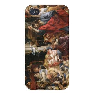 Le Christ conduisant les négociants par le temple Étui iPhone 4/4S