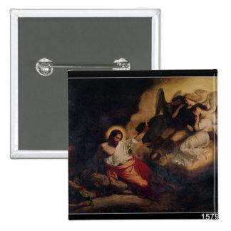 Le Christ dans le jardin des olives, 1827 Pin's