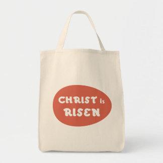 Le Christ est levé, oeuf rouge Fourre-tout Sac