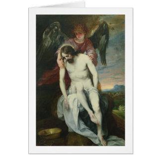 Le Christ mort soutenu par un ange, c.1646-52 Cartes