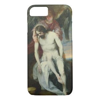 Le Christ mort soutenu par un ange, c.1646-52 Coque iPhone 8/7