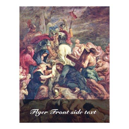 Le Christ portant la croix par Rubens Peter Paul Prospectus