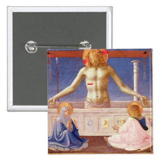 Le Christ se levant de sa tombe Badges Avec Agrafe