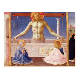 Le Christ se levant de sa tombe Carte Postale
