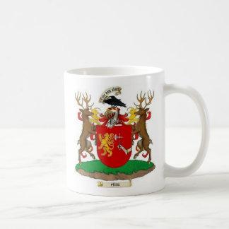 Le clan d'Akins Crest et manteau de tasse de café