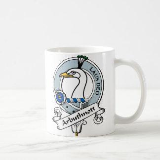 Le clan d'Arbuthnott Badge Mug