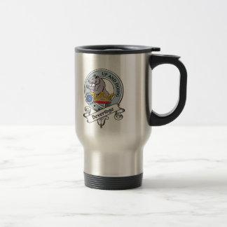 Le clan de Beveridge Badge Mug De Voyage