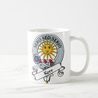 Le clan de Kerr Badge Mug