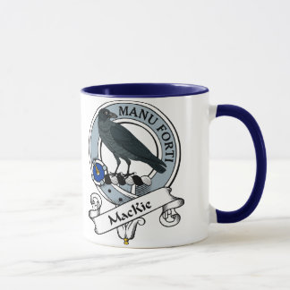 Le clan de Mackie Badge Mug