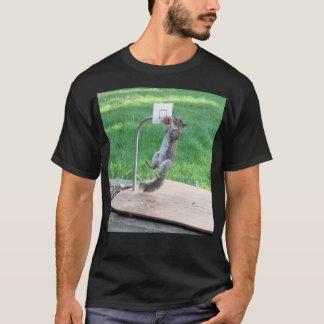Le claquement d'écureuil trempent t-shirt
