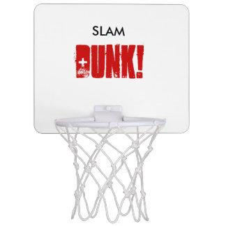 Le CLAQUEMENT TREMPENT le mini cercle de Mini-panier De Basket