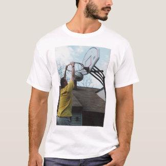 Le claquement trempent t-shirt