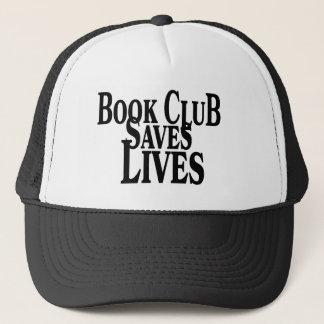Le club de lecture sauve le casquette vivant de