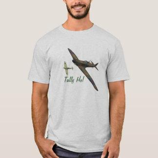 Le club de Spitfire - bataille de contrôle de T-shirt