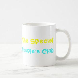 Le club des personnes spéciales mug blanc