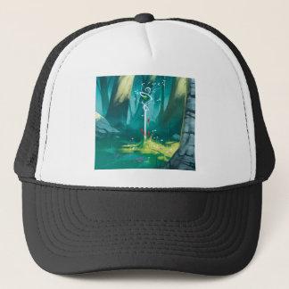 Le coeur de la forêt casquette