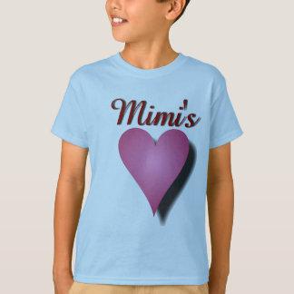 Le coeur de Mimi T-shirt