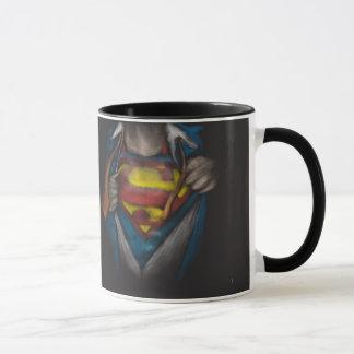 Le coffre de Superman | indiquent le croquis Mugs
