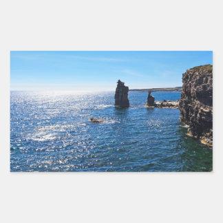 Le Colonne - île de San Pietro Adhésifs