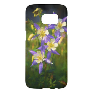 Le Colorado Columbine bleu Coque Samsung Galaxy S7