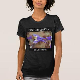 Le Colorado Columbine T-shirt