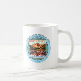 Le Colorado Etats-Unis Mug