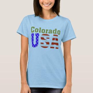 Le Colorado Etats-Unis ! T-shirt
