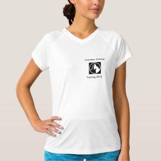 Le Colorado formant le T-shirt 2015 de la femme