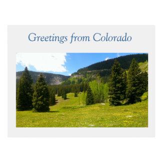 Le Colorado grand Carte Postale