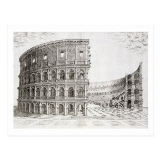 Le Colosseum, construit dans l'ANNONCE 80 Carte Postale