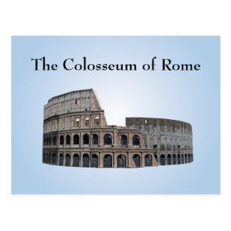 Le Colosseum de Rome : Cartes postales