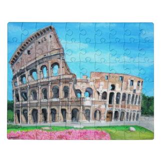 Le Colosseum romain - puzzle