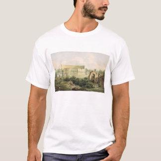 Le Colosseum, Rome, 1802 (la semaine au-dessus du T-shirt