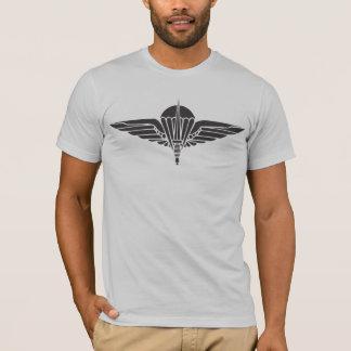 Le commando de parachutistes belge t-shirt