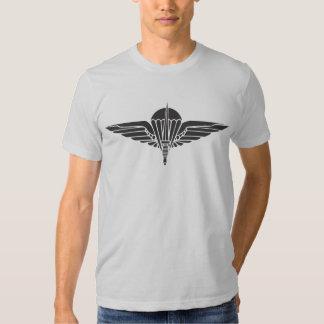 Le commando de parachutistes belge t-shirts