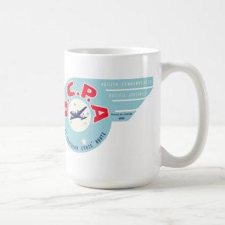 Le Commonwealth britannique vintage Pacific Mug